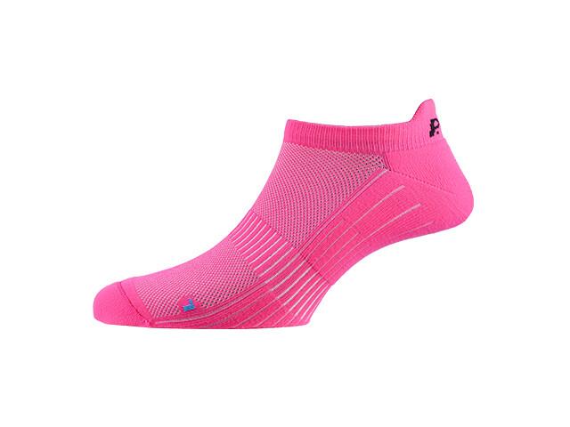 P.A.C. SP 1.0 Footie Active Short Socks Women neon pink